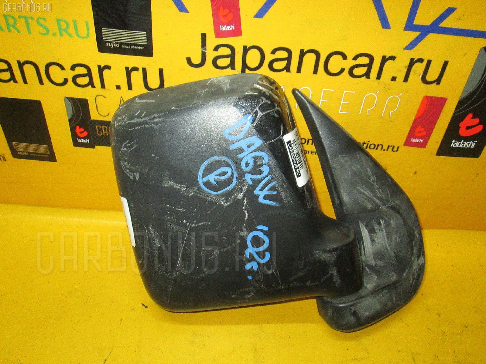 Зеркало двери боковой SUZUKI EVERY DA62V. Фото 4