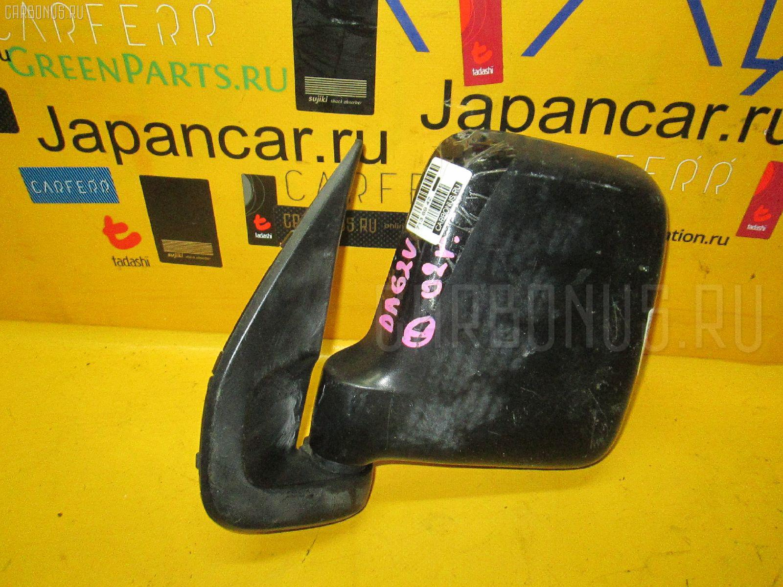 Зеркало двери боковой SUZUKI EVERY DA62V. Фото 1
