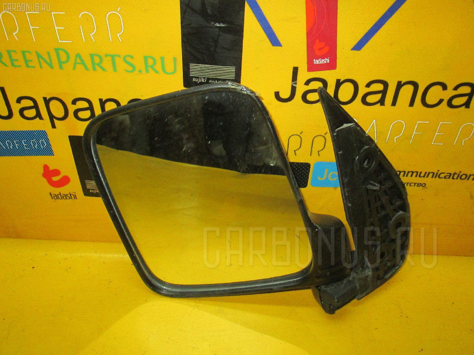 Зеркало двери боковой SUZUKI EVERY DA62V. Фото 2