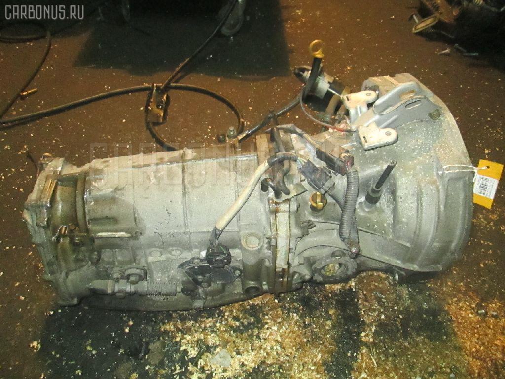 КПП автоматическая SUBARU IMPREZA WAGON GF1 EJ15. Фото 4