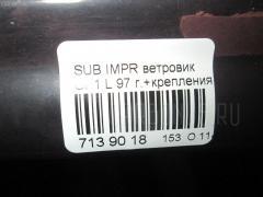 Ветровик Subaru Impreza wagon GF1 Фото 2