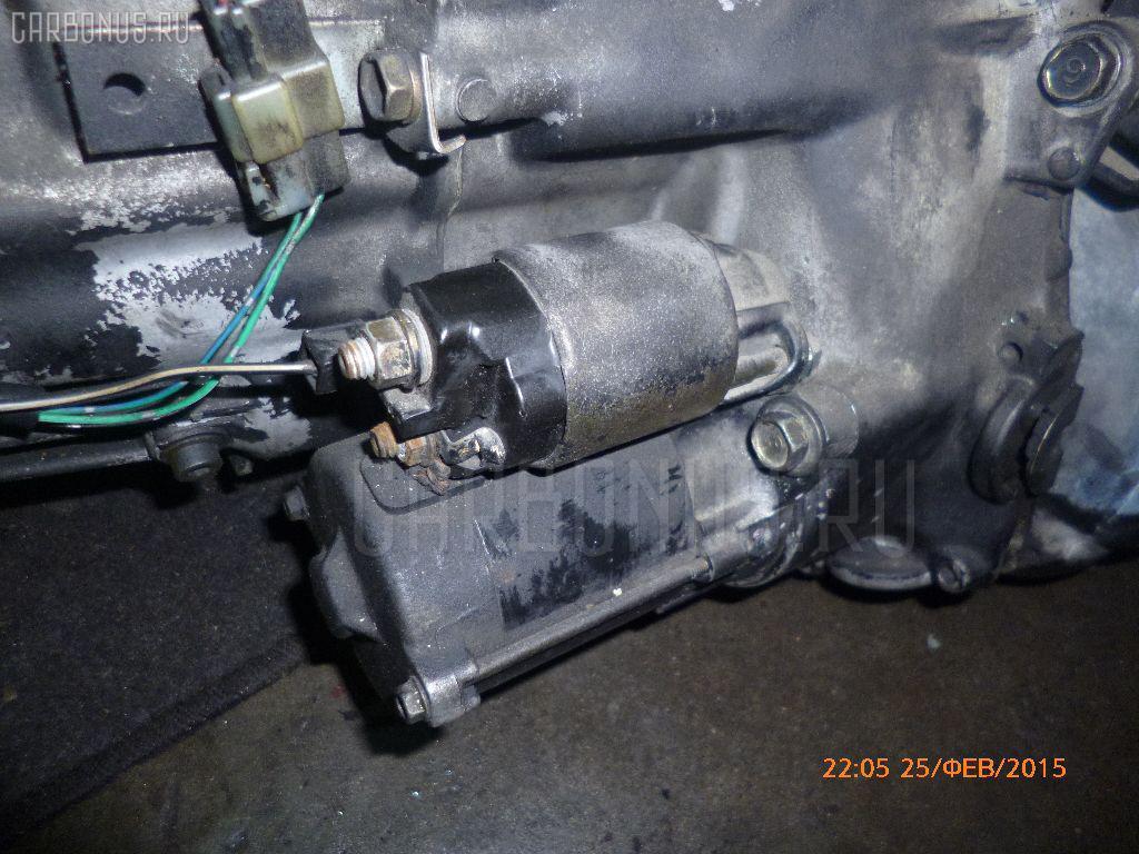 Двигатель DAIHATSU EF Фото 4