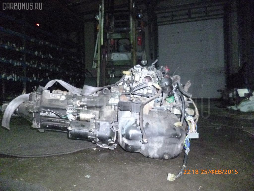 Двигатель DAIHATSU EF Фото 8