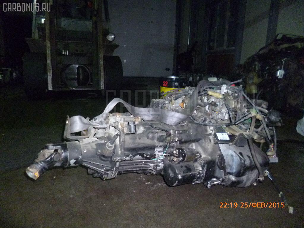 Двигатель DAIHATSU EF Фото 12
