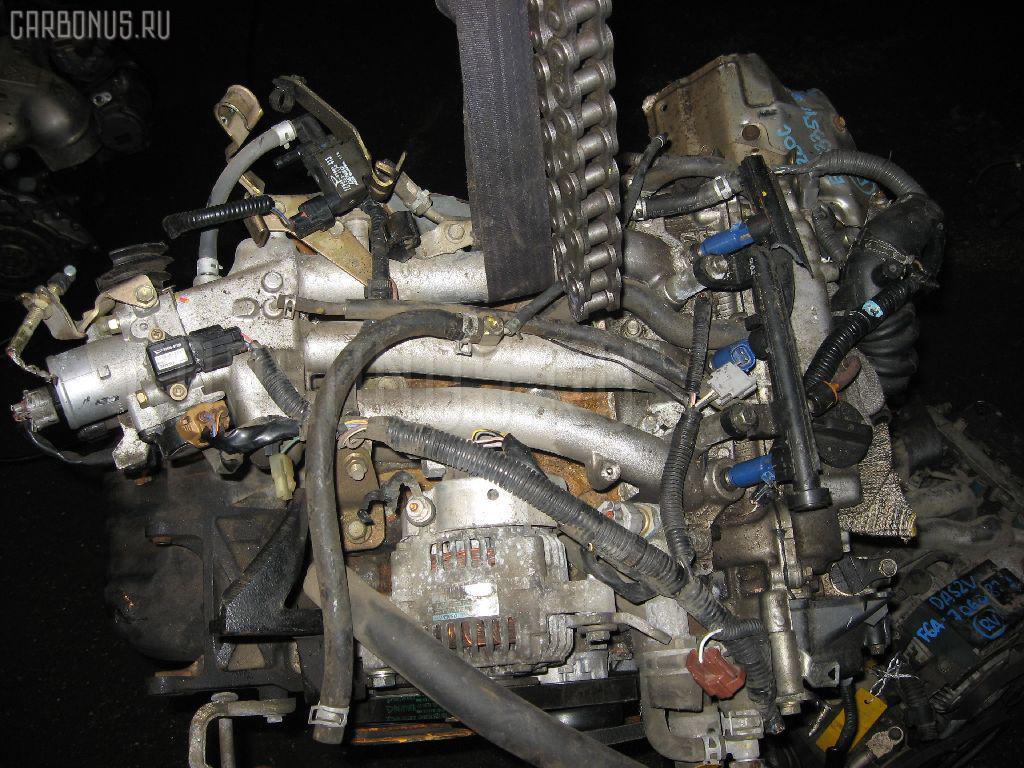 Двигатель DAIHATSU ATRAI WAGON S220G EF-VE Фото 1
