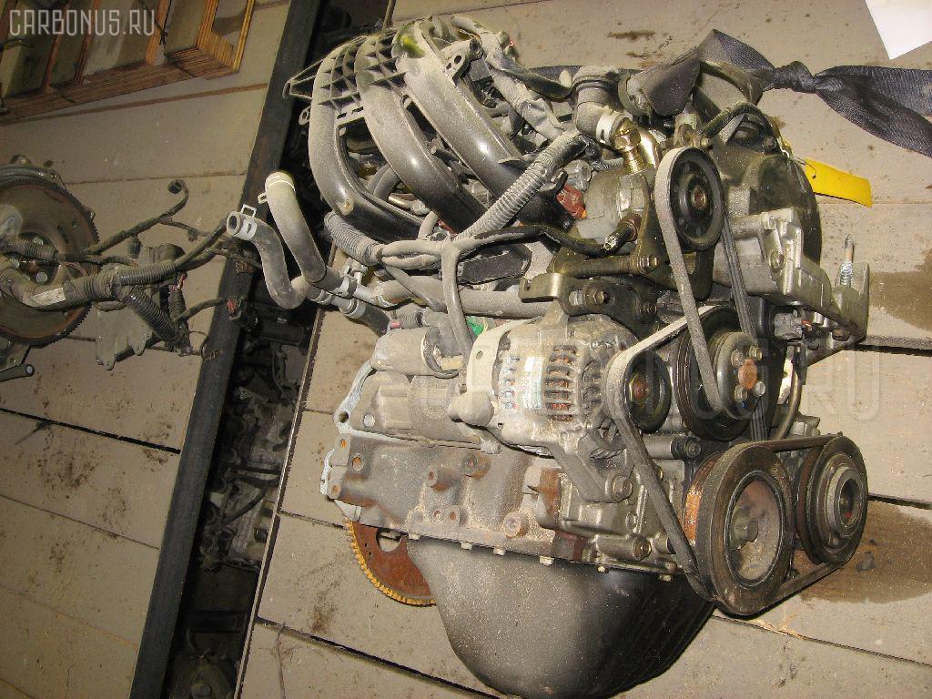 Двигатель DAIHATSU MOVE L150S EF-VE Фото 2