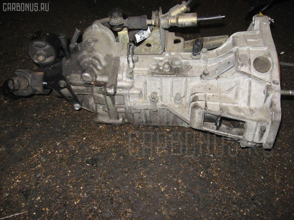 КПП механическая SUZUKI EVERY WAGON DA52W F6A Фото 2