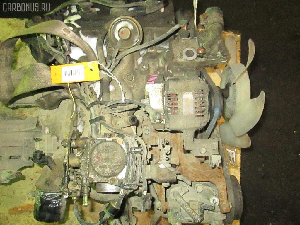 Двигатель MITSUBISHI BRAVO U41V 3G83 Фото 3