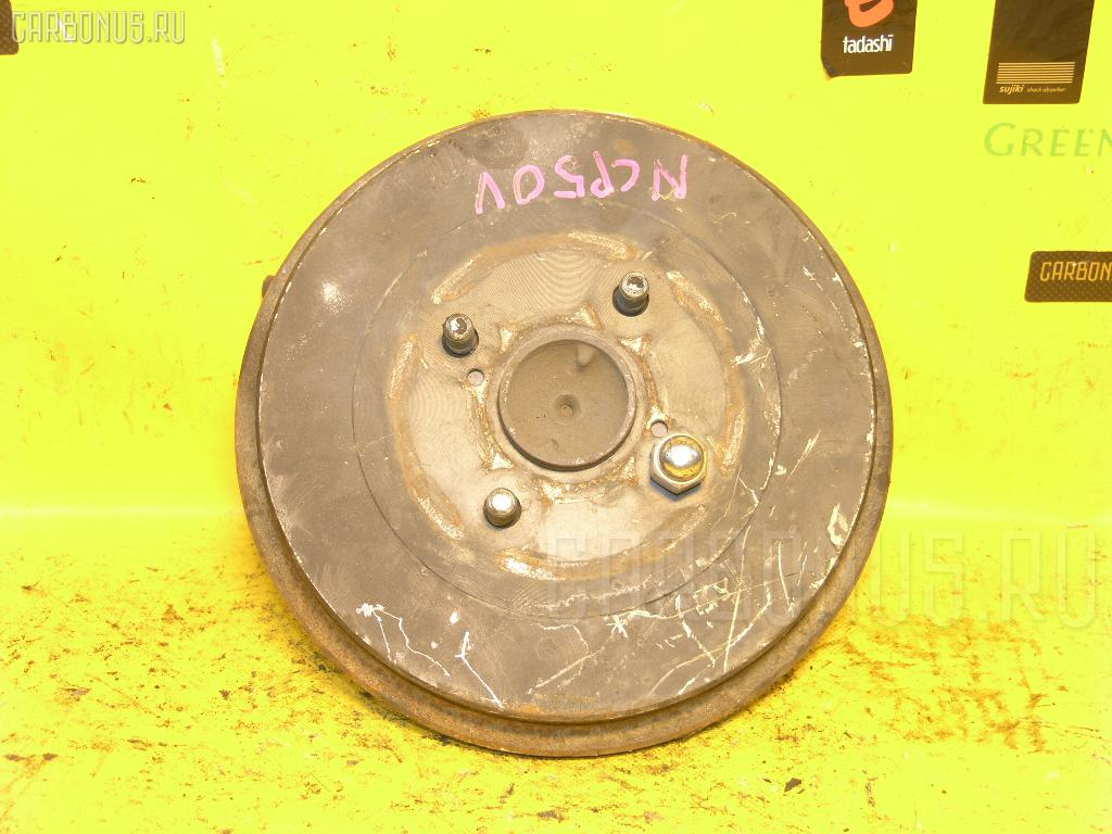 Ступица TOYOTA PROBOX NCP50V 1NZ-FE Фото 2