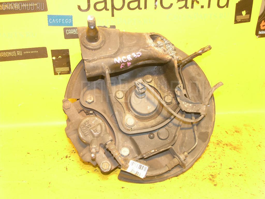 Ступица TOYOTA ESTIMA MCR30W 1MZ-FE. Фото 11