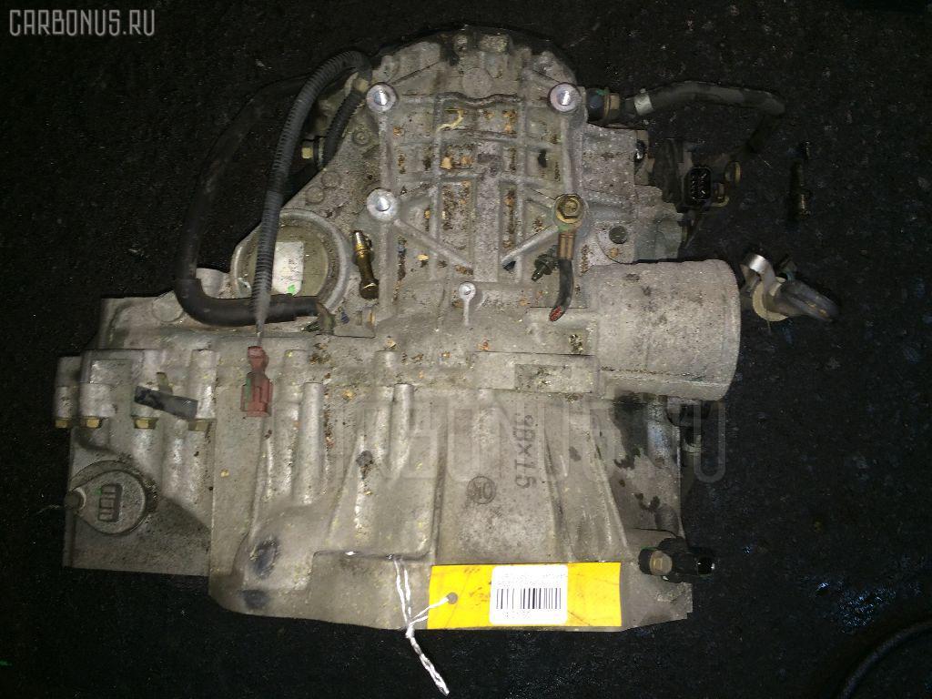 КПП автоматическая NISSAN CUBE CUBIC BGZ11 CR14DE. Фото 7