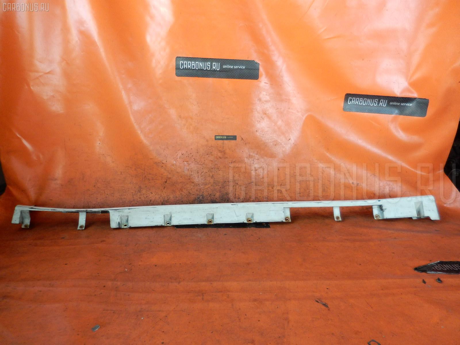 Порог кузова пластиковый ( обвес ) NISSAN BASSARA JU30. Фото 5