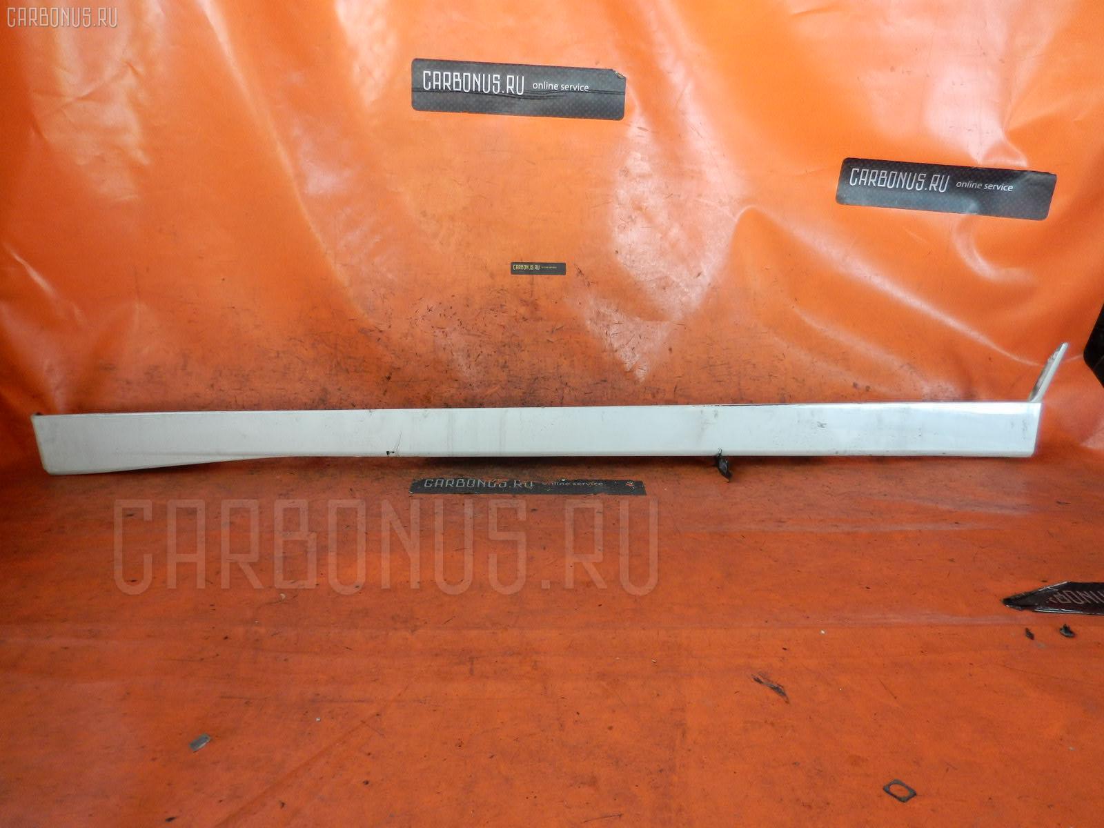 Порог кузова пластиковый ( обвес ) NISSAN BASSARA JU30. Фото 4