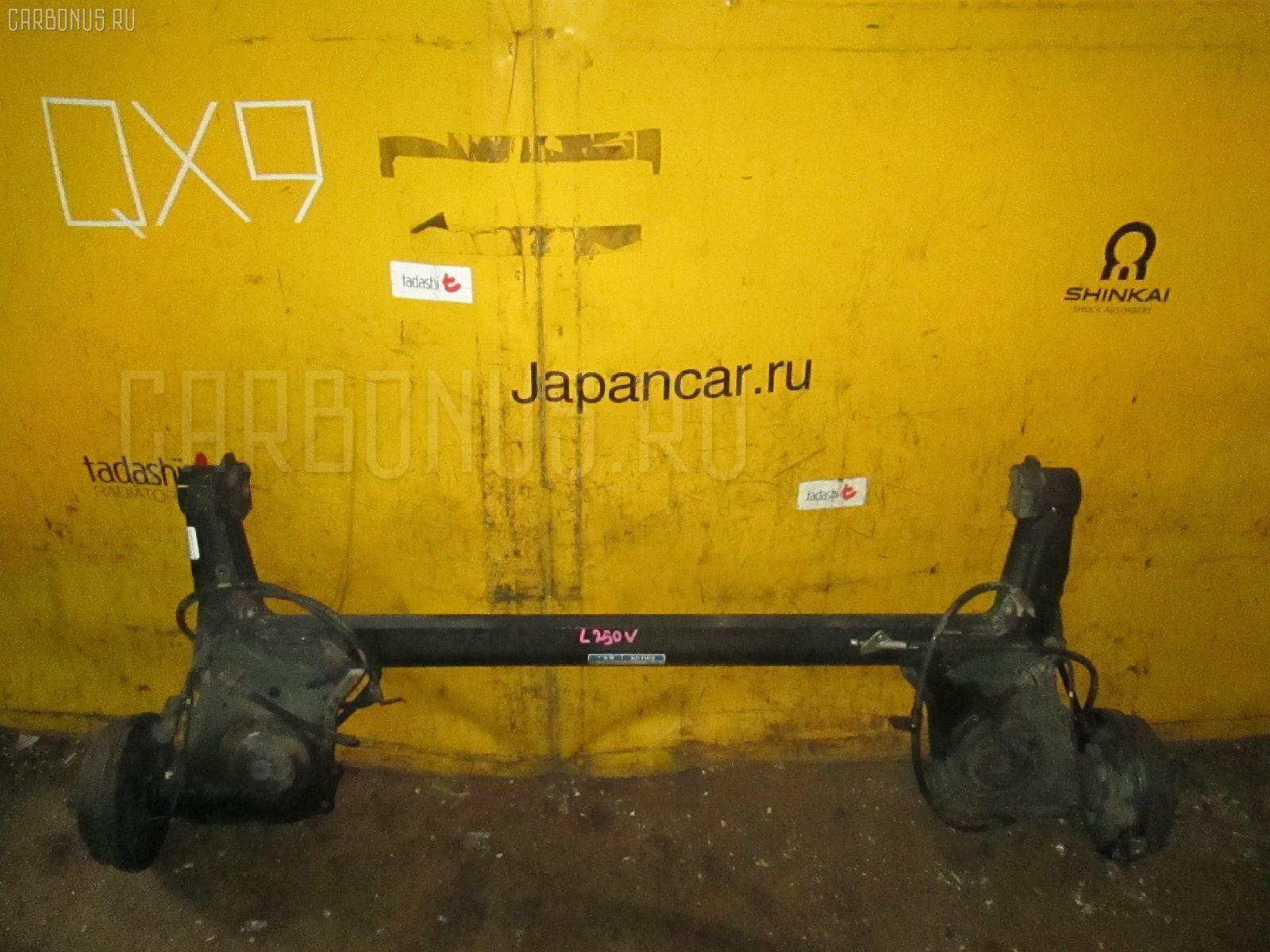 Балка подвески DAIHATSU MIRA L250V EF-SE Фото 3