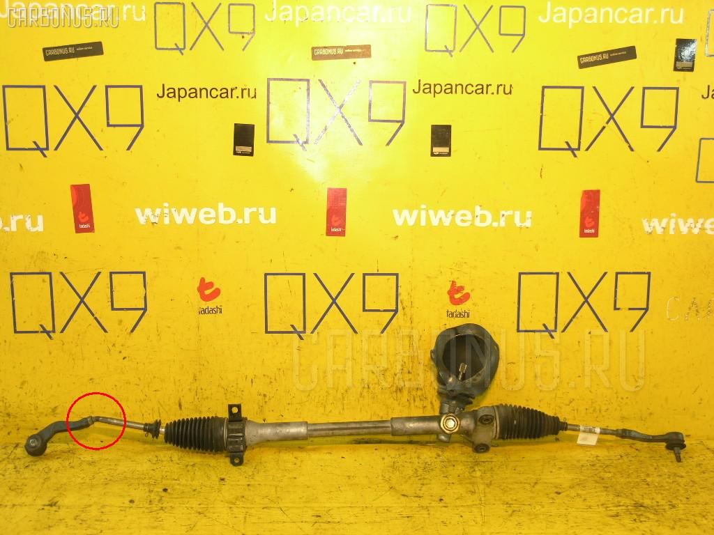 Рулевая рейка TOYOTA PASSO QNC10 K3-VE. Фото 10