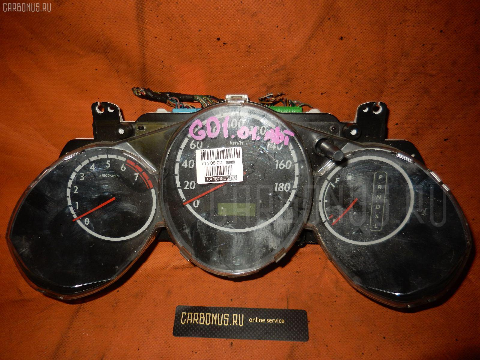 Спидометр HONDA FIT GD1 L13A Фото 1