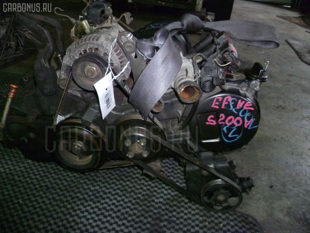 Двигатель DAIHATSU CARGO S200V EF-VE Фото 1