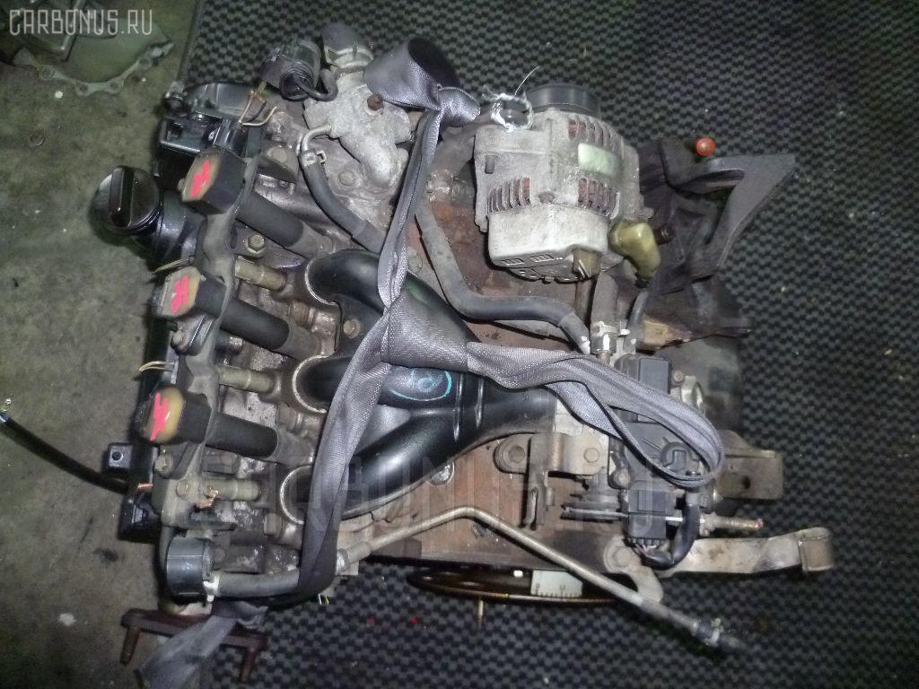 Двигатель DAIHATSU CARGO S200V EF-VE Фото 6