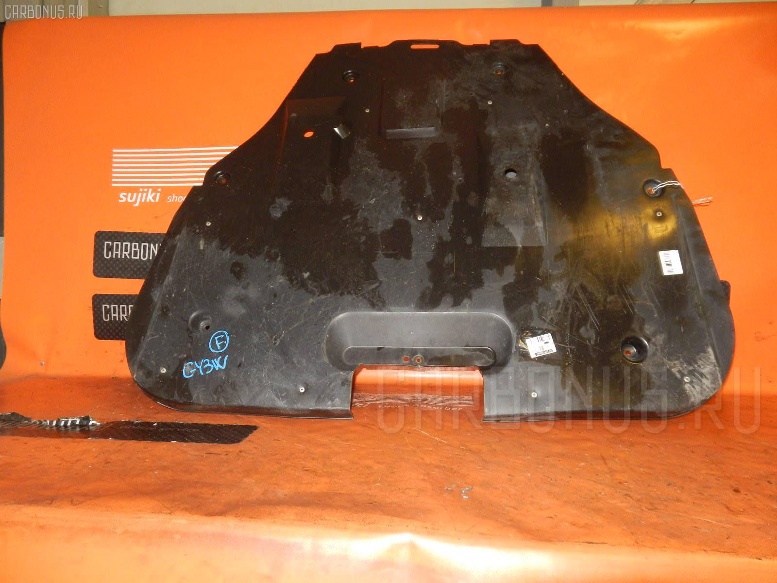 Защита двигателя MAZDA ATENZA SPORT WAGON GY3W L3-VE. Фото 6