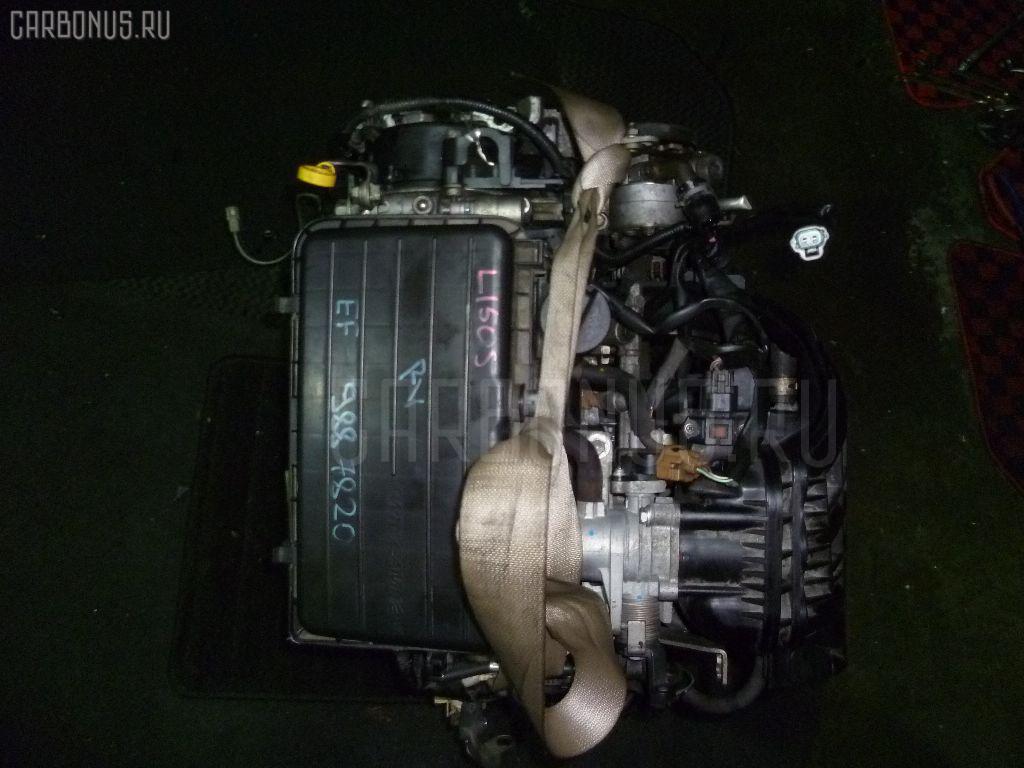 Двигатель DAIHATSU MOVE L150S EF-VE Фото 12
