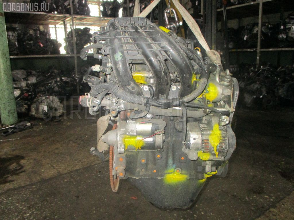 Двигатель DAIHATSU MOVE L150S EF-VE Фото 1