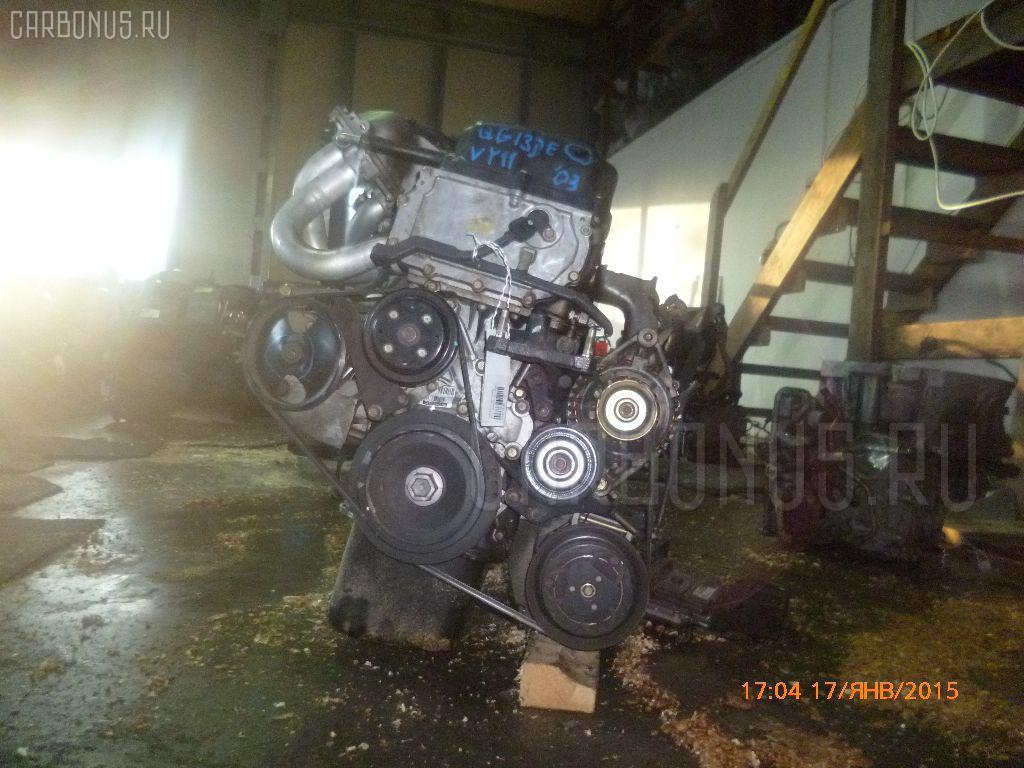 Двигатель NISSAN AD VAN VY11 QG13DE Фото 10
