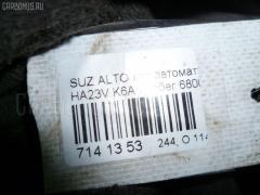 КПП автоматическая SUZUKI ALTO HA23V K6A Фото 8