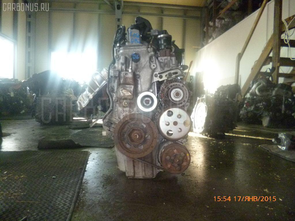 Двигатель HONDA MOBILIO GB2 L15A. Фото 9