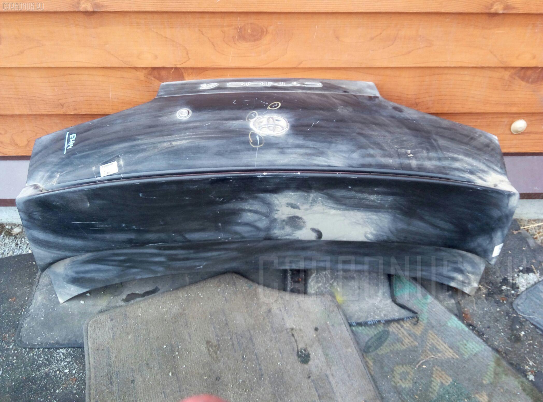 Крышка багажника Toyota Cynos EL44 Фото 1