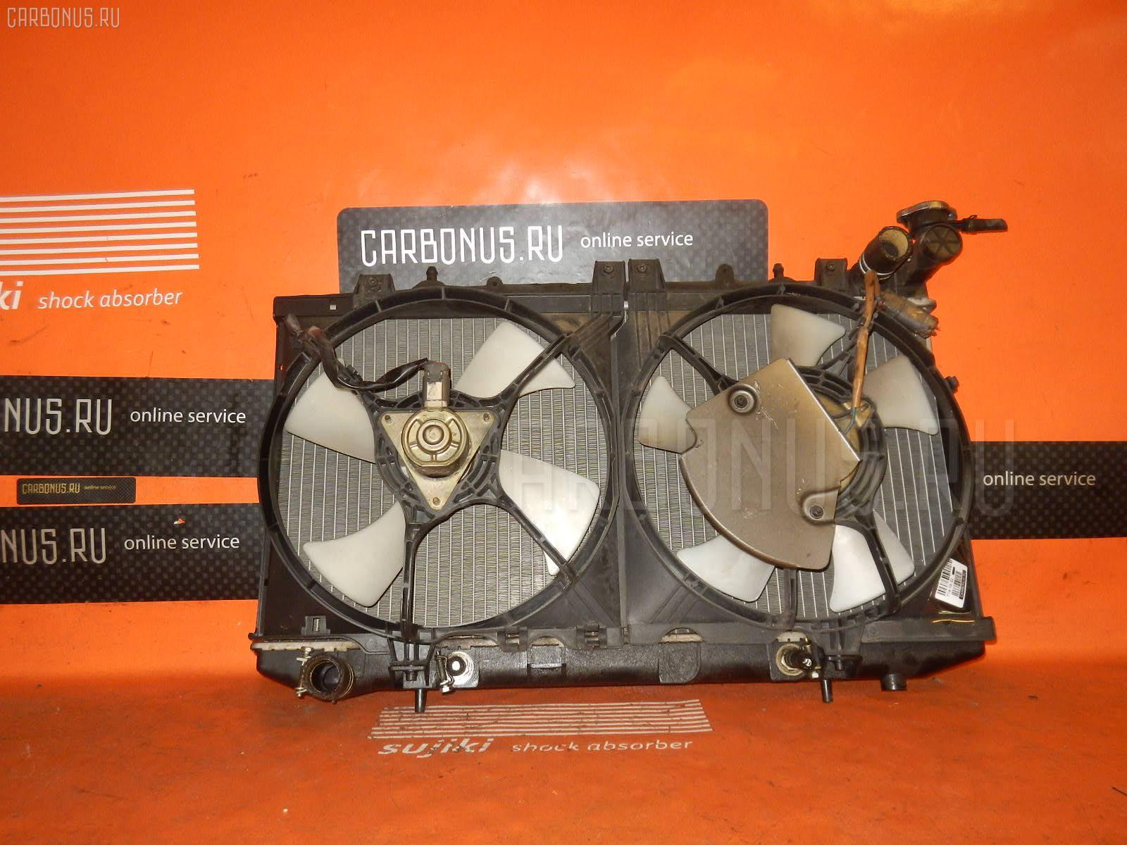 Радиатор ДВС NISSAN AD WAGON VFY10 GA15DS. Фото 1