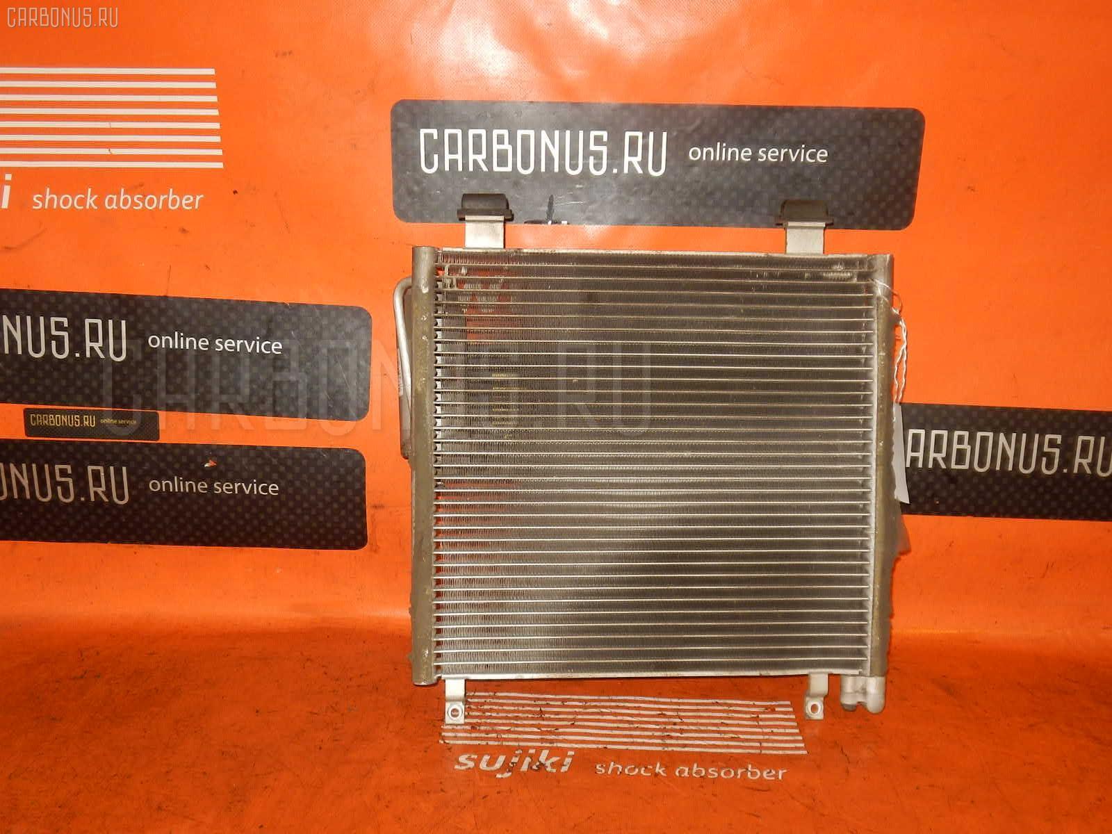 Радиатор кондиционера SUZUKI ALTO HA23V K6A Фото 2