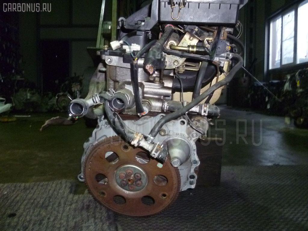 Двигатель DAIHATSU MIRA L700S EF-VE Фото 15