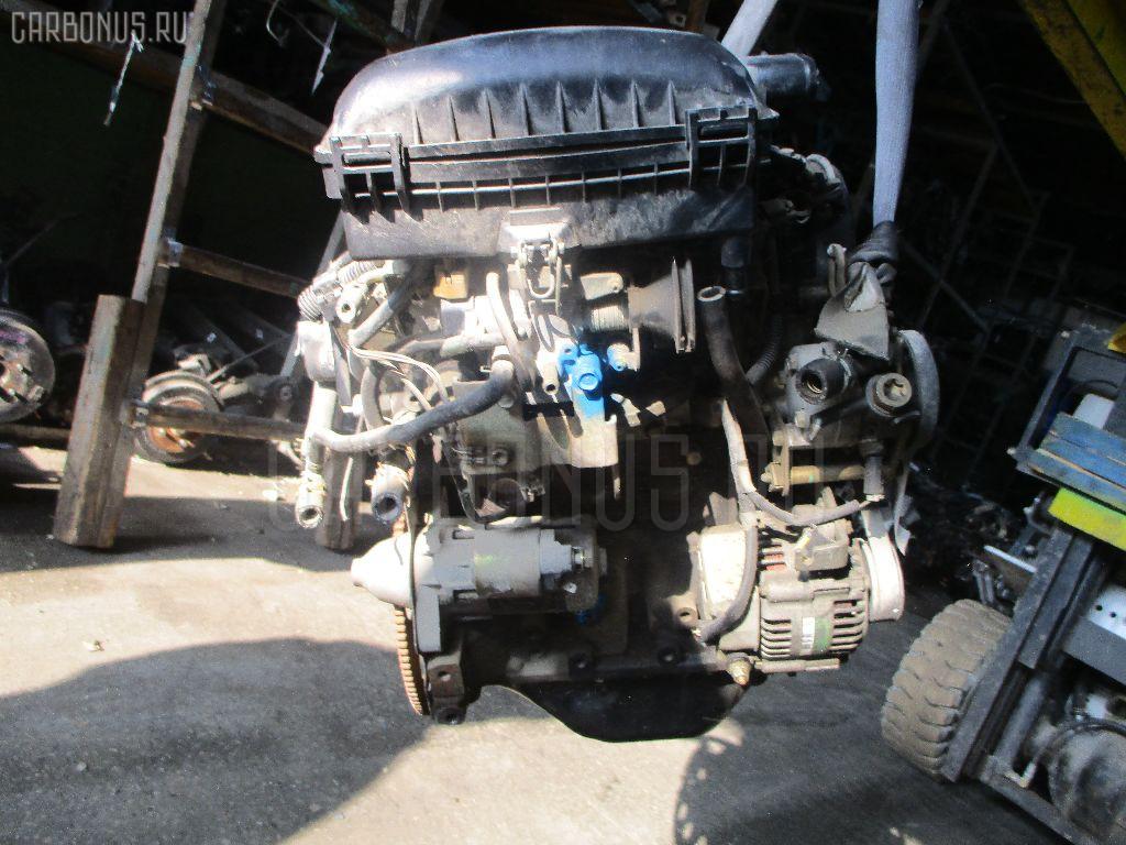 Двигатель DAIHATSU MIRA L700S EF-VE Фото 2