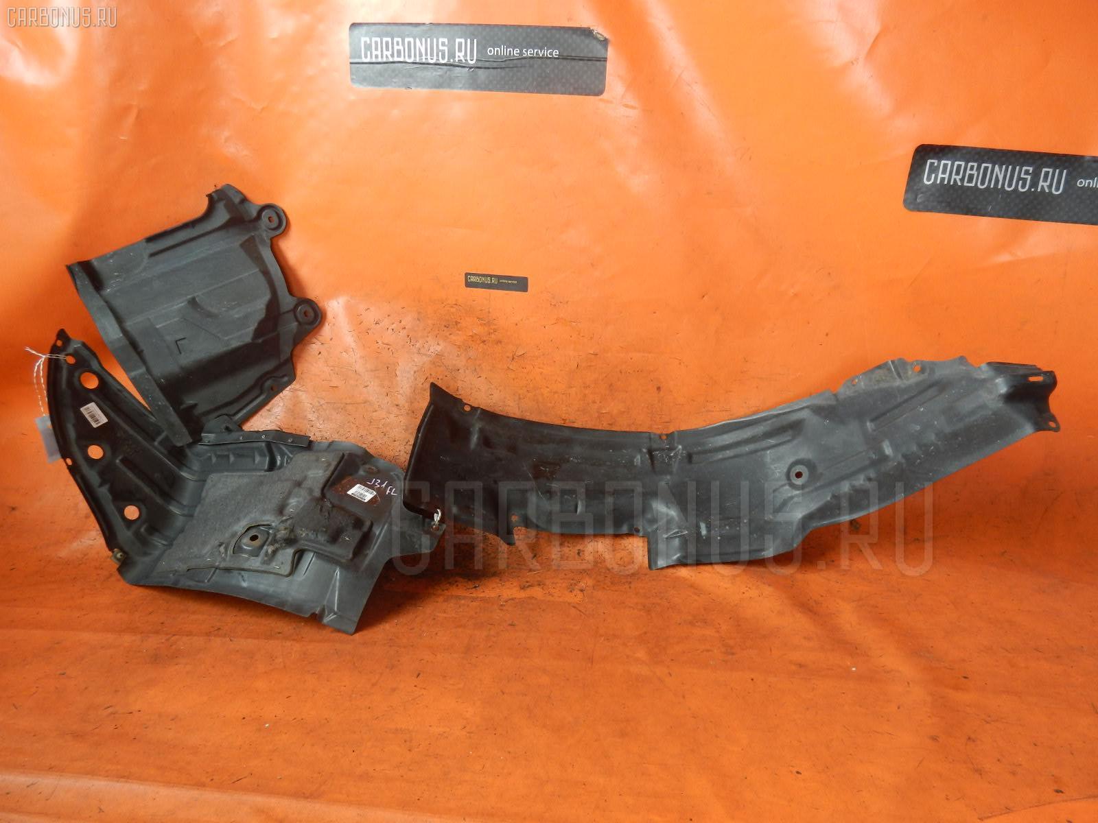 Подкрылок NISSAN TEANA J31 VQ23DE. Фото 10