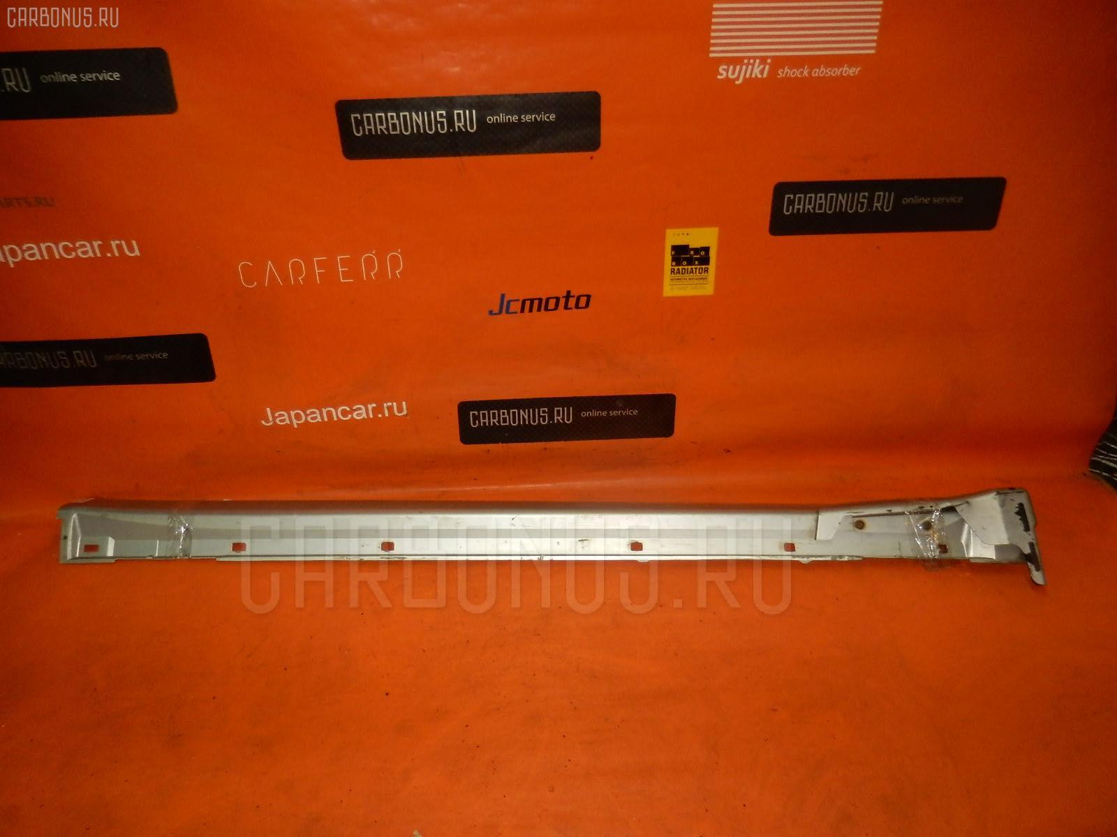 Порог кузова пластиковый ( обвес ) SUBARU LEGACY BL5 Фото 1