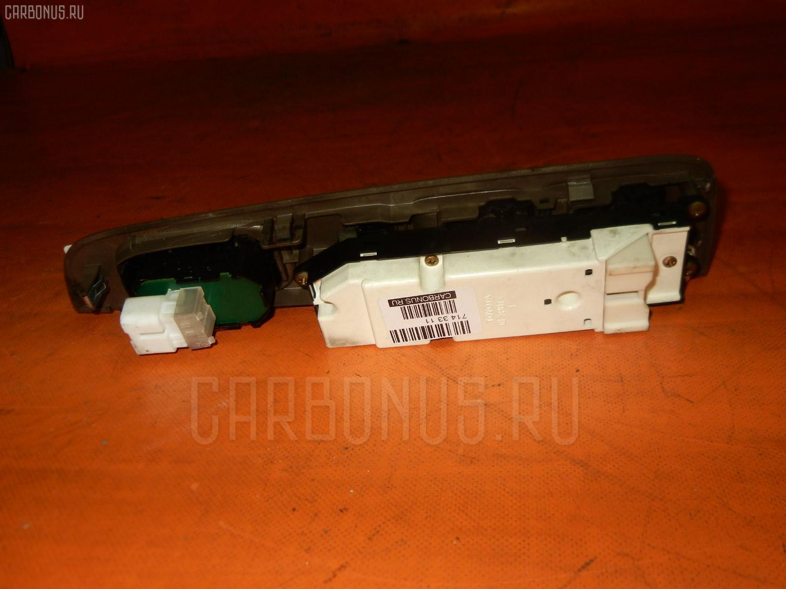 Блок упр-я стеклоподъемниками TOYOTA CAMRY SV41. Фото 4