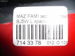 Зеркало двери боковой Mazda Familia s-wagon BJ5W Фото 4