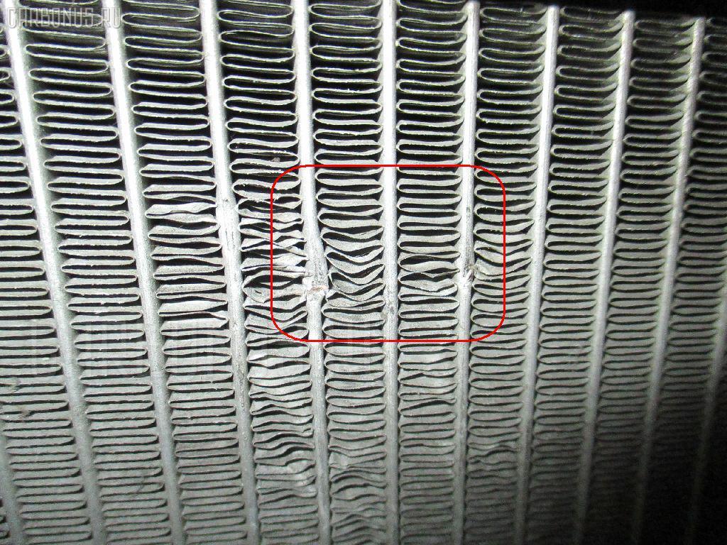 Радиатор ДВС TOYOTA PROBOX NCP51V 1NZ-FE Фото 1