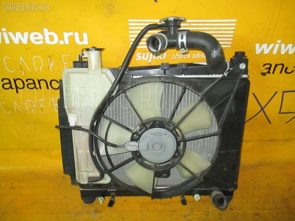 Радиатор ДВС TOYOTA PROBOX NCP51V 1NZ-FE Фото 3