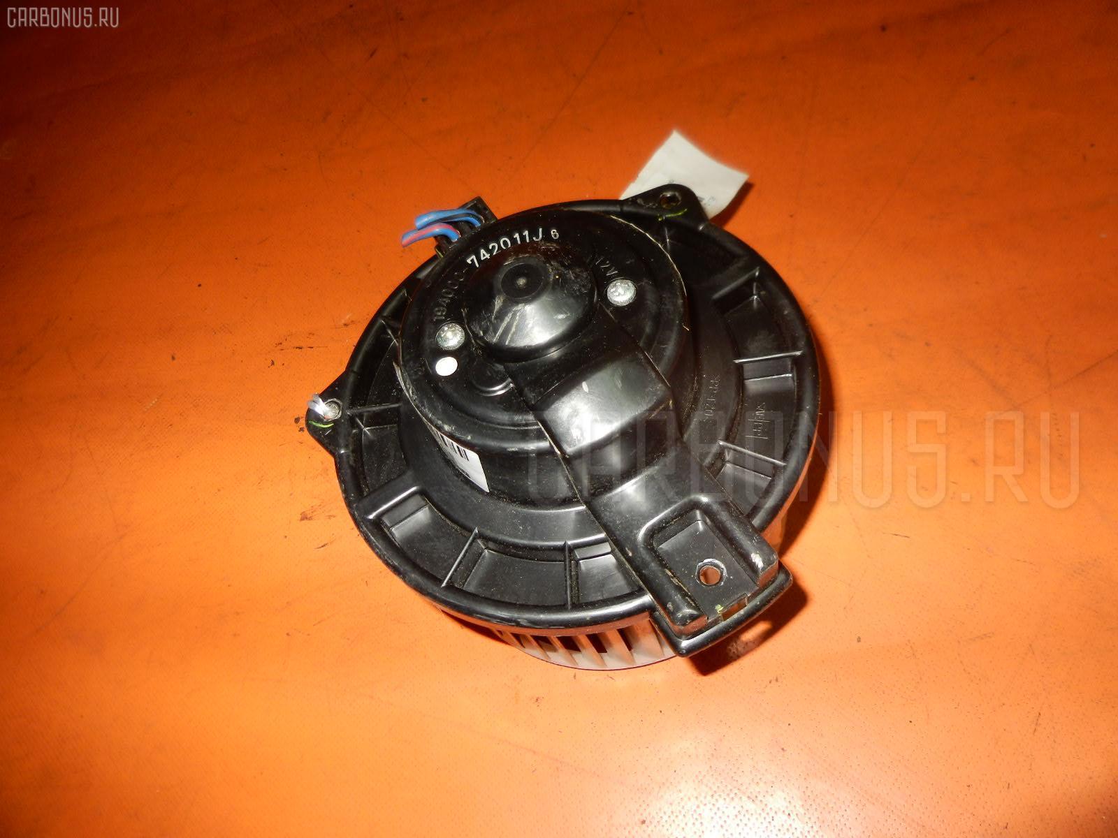 Мотор печки TOYOTA PROBOX NCP51V. Фото 11