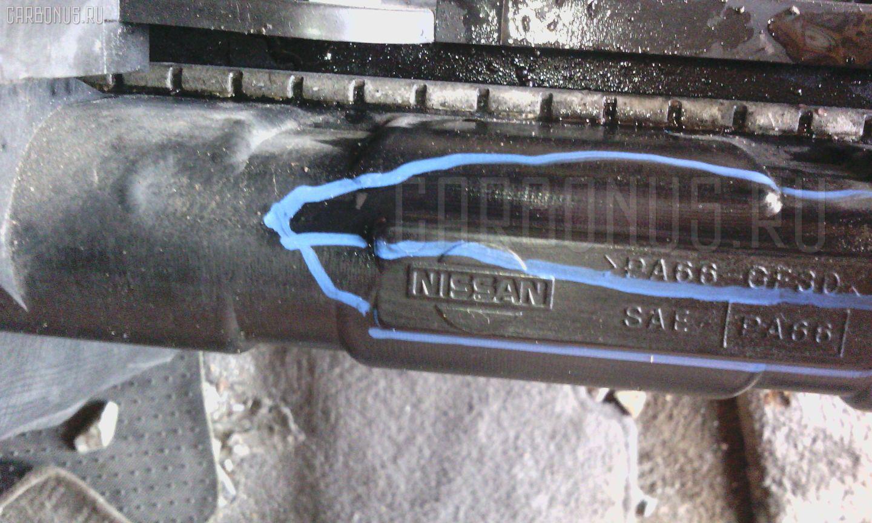 Диффузор радиатора NISSAN PRESAGE NU30 KA24DE Фото 1