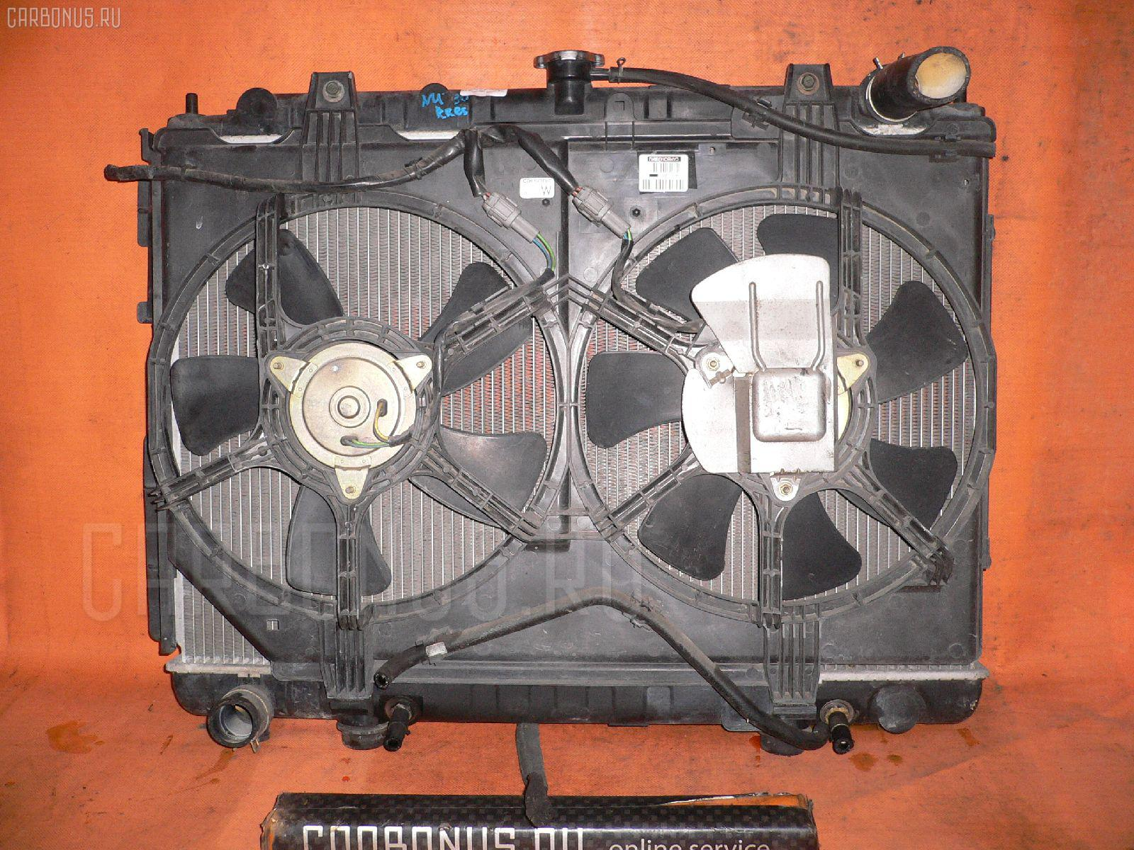 Диффузор радиатора NISSAN PRESAGE NU30 KA24DE Фото 2