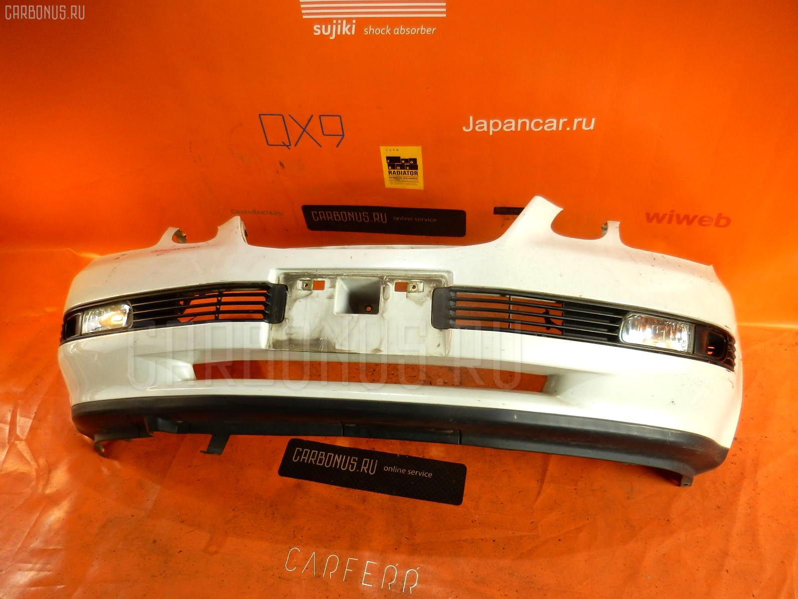 Бампер MITSUBISHI AIRTREK CU2W Фото 1