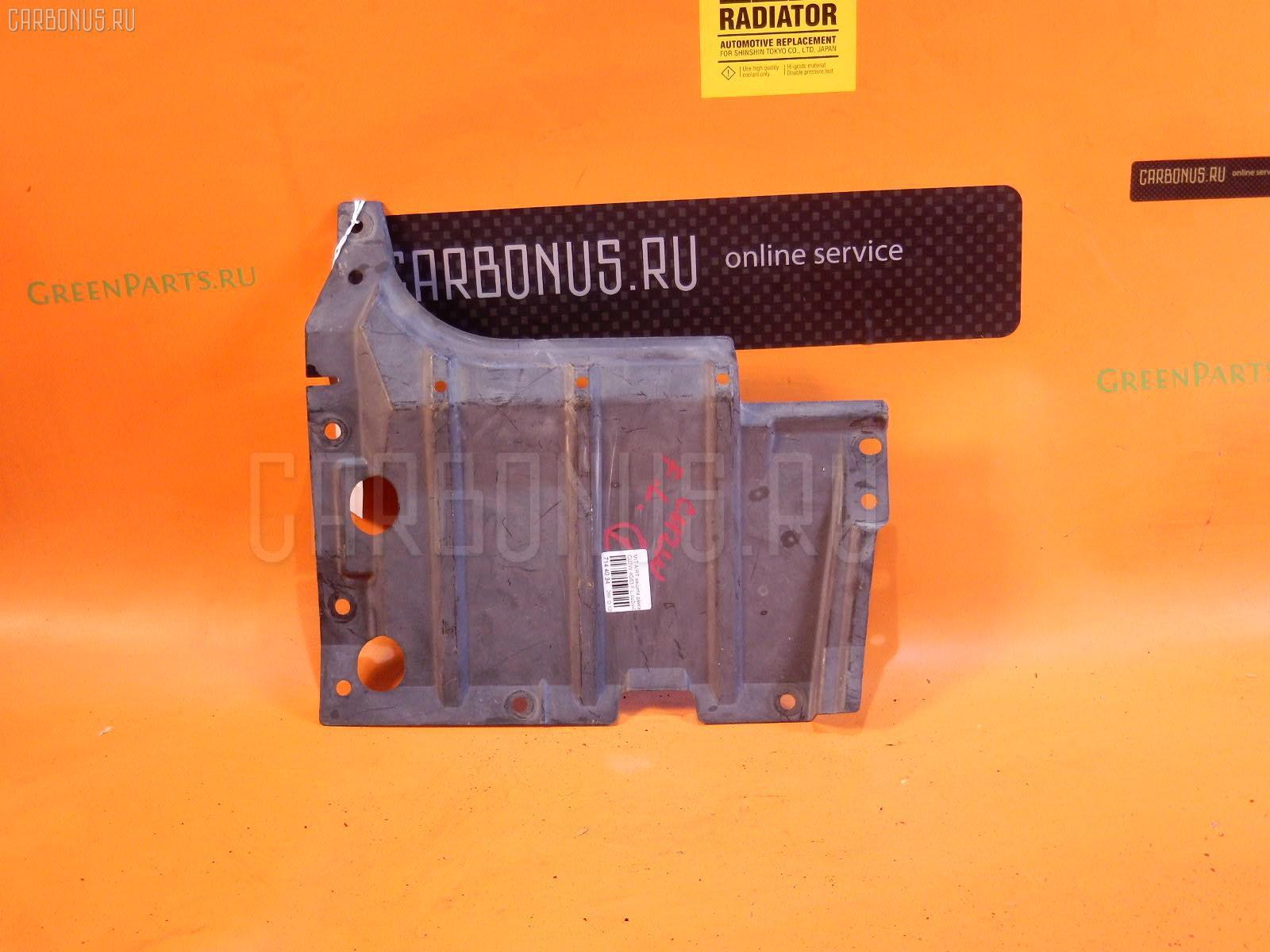 Защита двигателя Mitsubishi Airtrek CU2W 4G63 Фото 1
