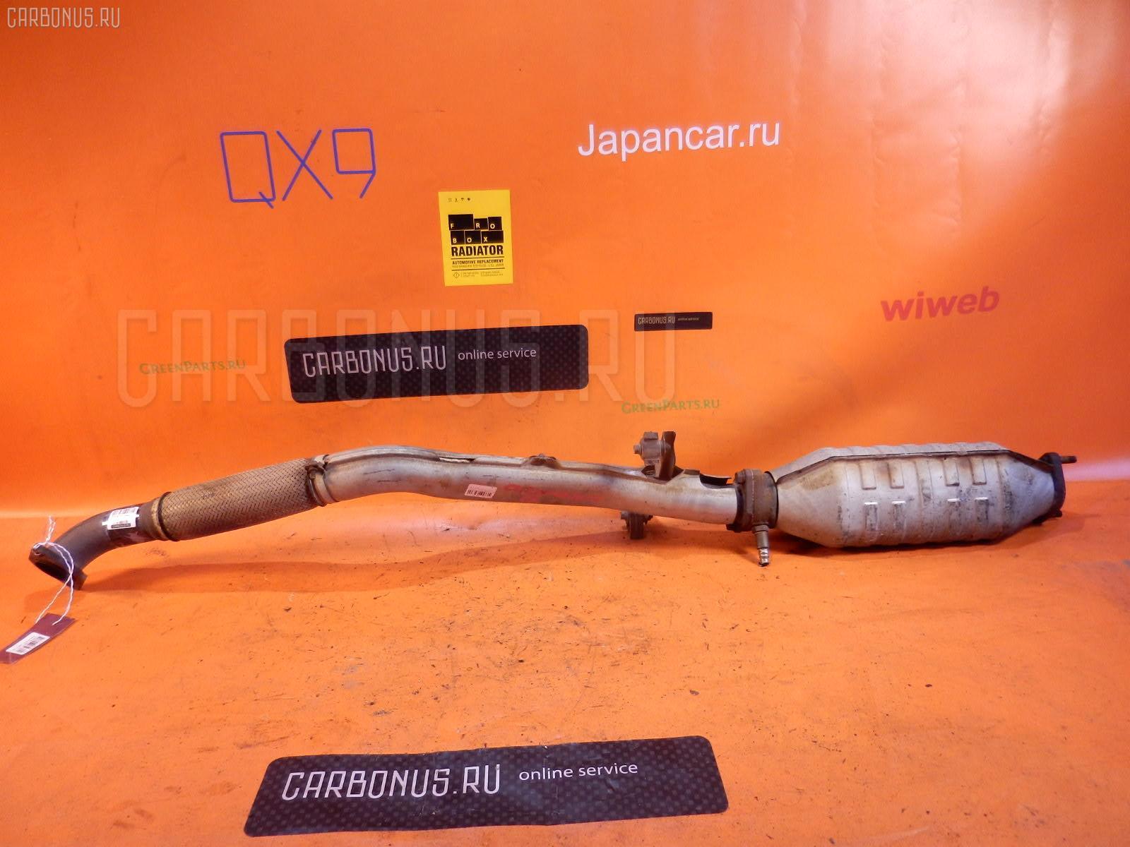 Глушитель Mitsubishi Airtrek CU2W 4G63 Фото 1