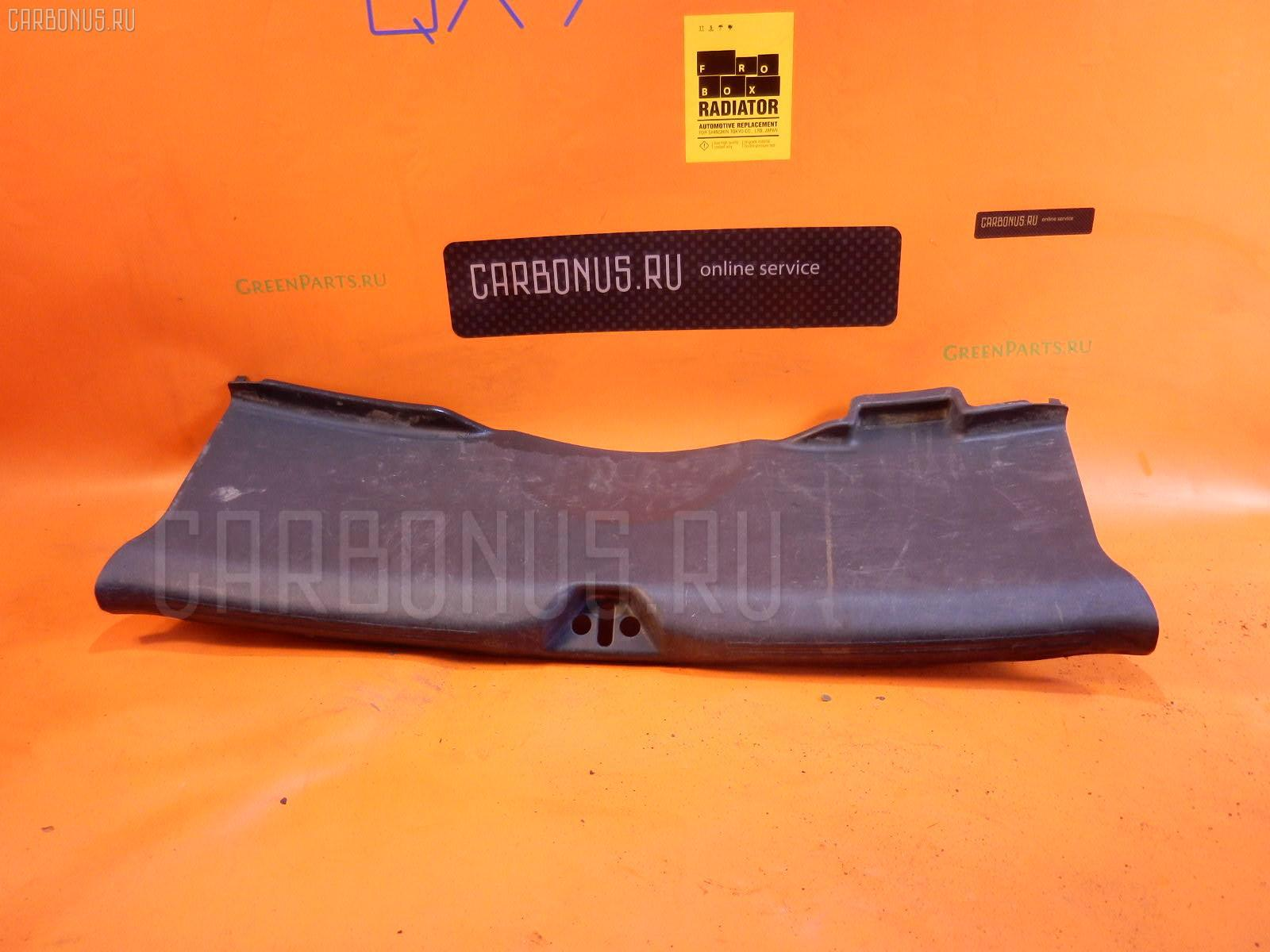 Обшивка багажника Honda Accord CL7 Фото 1