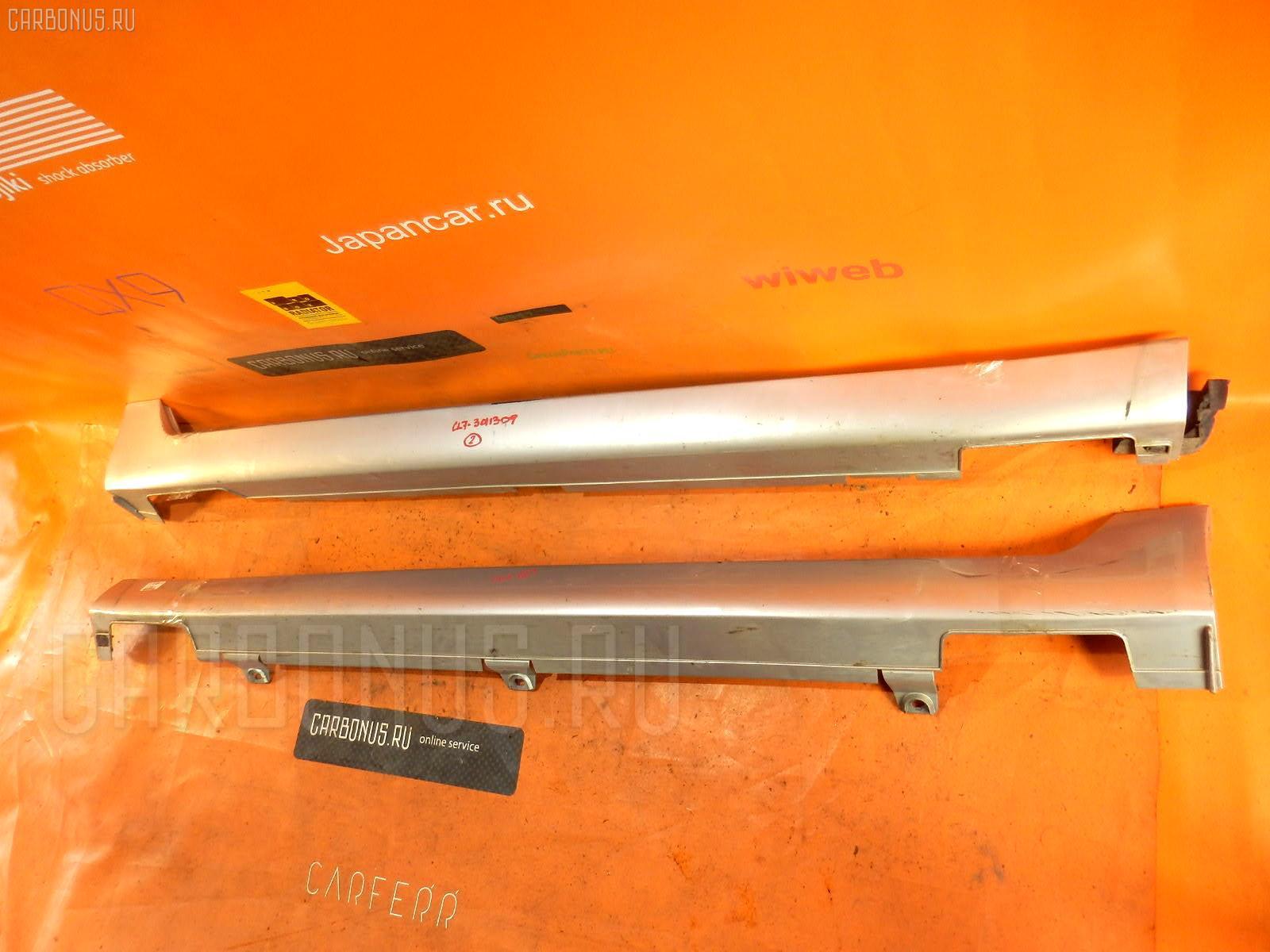 Порог кузова пластиковый ( обвес ) HONDA ACCORD CL7. Фото 2