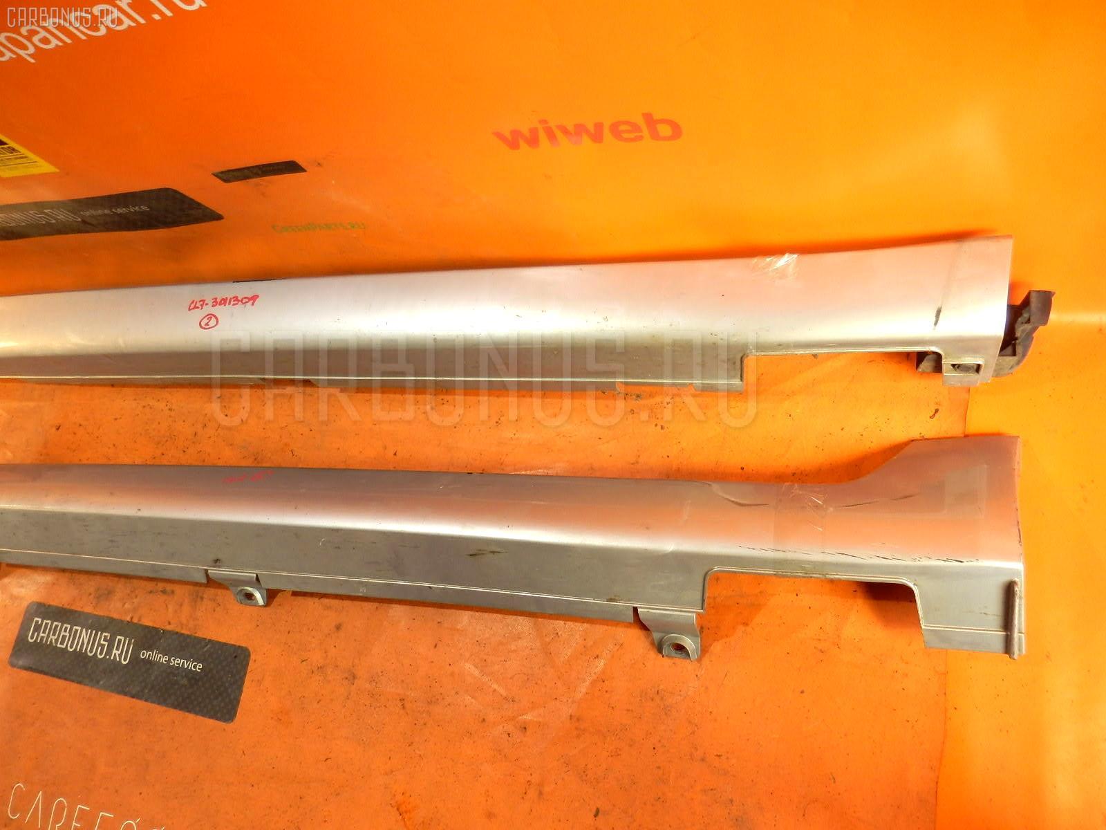 Порог кузова пластиковый ( обвес ) HONDA ACCORD CL7 Фото 1