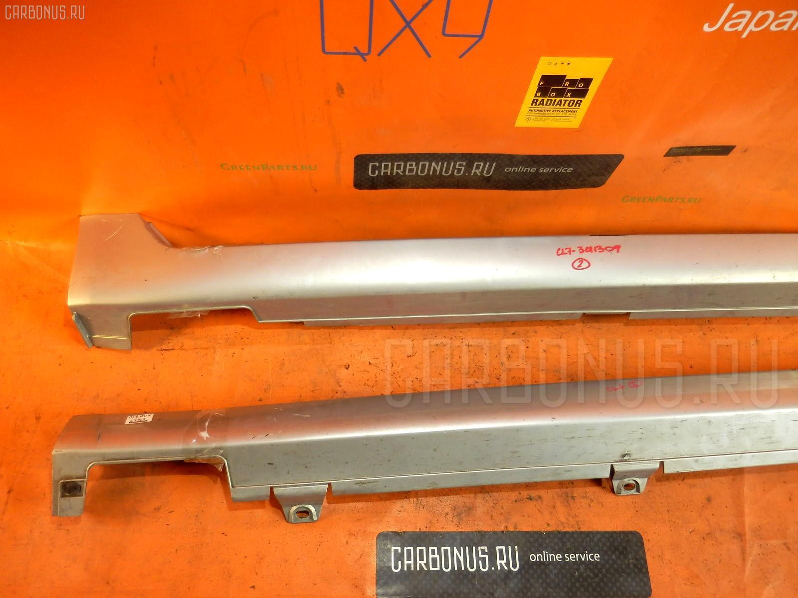 Порог кузова пластиковый ( обвес ) HONDA ACCORD CL7. Фото 4