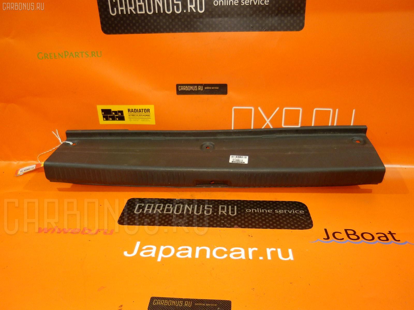 Обшивка багажника SUBARU LEGACY BLE Фото 1